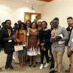 GIMPA Student Harvard Law conference with Folorunso Alakija. , USA