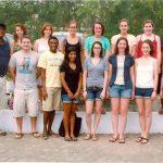 Delaware State University visit to ghana