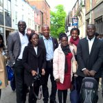 Ghanaian Students at Oxford University